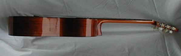 image title is /guitars/Aria ac-15 side view