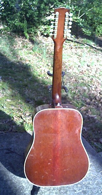 image title is /guitars/Gibson 12-string back view
