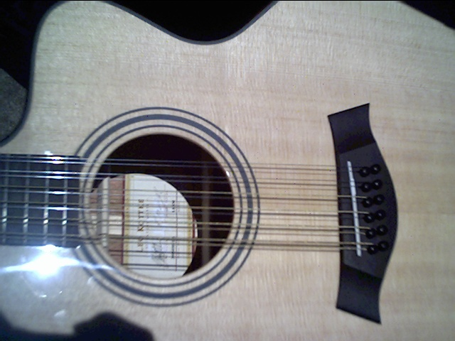 image title is /guitars/LKSM-12 Top