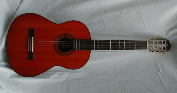 image title is /guitars/Yamaha g-55 front view 1