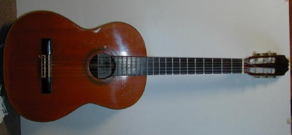 image title is /guitars/Yamaha g-55 front view 2